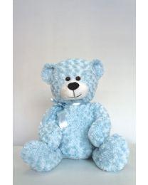 "11"" BARNABY BEAR BLUE"
