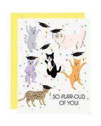 GRAD CATS CARD