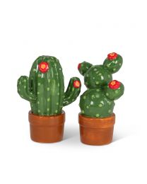 Cactus Salt & Pepper