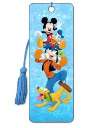 3D BOOKMARK - MICKEY - GROUP TOWER