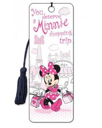 3D BOOKMARK - MICKEY - SHOPPING