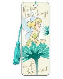 3D BOOKMARK - TINKERBELL - FLOWER