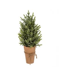 Faux Fir Tabletop Tree