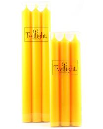 Candle 7 inches - 6pk -Sunflower