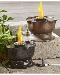 Tranquility Design Flame Pot