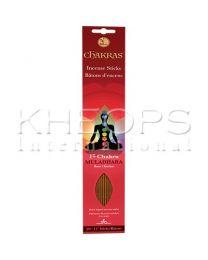 Chakra Incense - Root - Muladhara