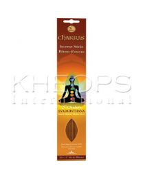Chakra Incense - Sacral - Svadhisthana
