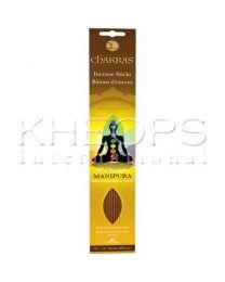 Chakra Incense - Solar Plexus - Manipura