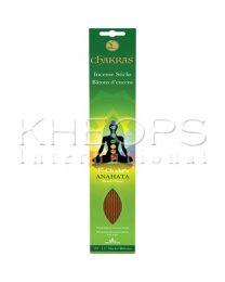 Chakra Incense - Heart - Anahata