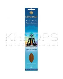 Chakra Incense - Throat - Vishuddha