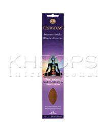 Chakra Incense - Crown - Sahasrara