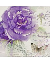 Miracle Rose Luncheon Napkins