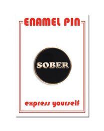 SOBER Pin