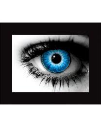 CONTACT LENS - VIBRANT BLUE