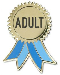 ENAMEL PIN - ADULT
