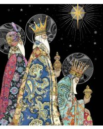JEWEL - THREE KINGS - BLANK Card