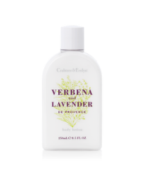 VERBENA & LAVENDER BODY LOTION 250ML