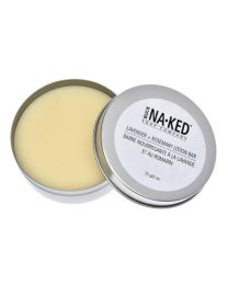 Buck Naked Lotion Bar - Lavender & Rosemary