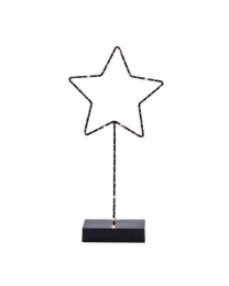 Outline LED Star On Stand??