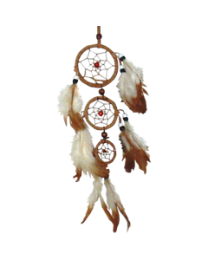 DREAM CATCHER (3 RINGS) 9IN