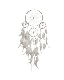 DREAM CATCHER (5 RINGS) 22IN