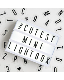 Mini Cinema Lightbox (Classic)
