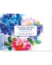 STICKY NOTES - HYDRANGEAS