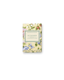 SUMMER HILL BOXED SOAP SET 3 X 100G