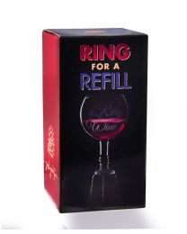 Ring for a Refill Wine Glass