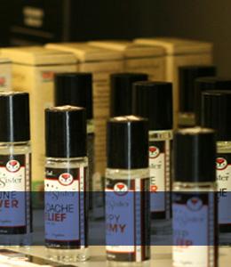 Aromatherapy Selection